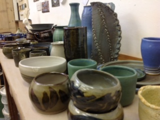 Pottery classes in Essex