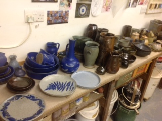 Pottery classes in Braintree district